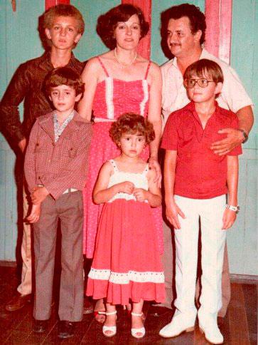 Imagem da família Barni